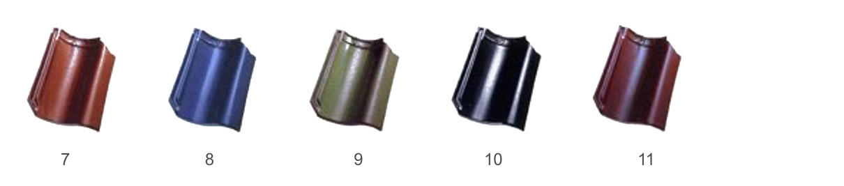 Dachówka Koramic Holenderka