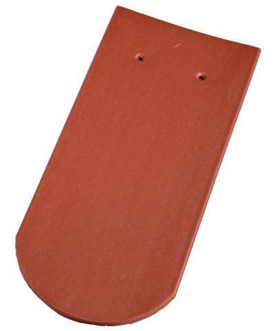 Dachówka Koramic Karpiówka czerwona angoba