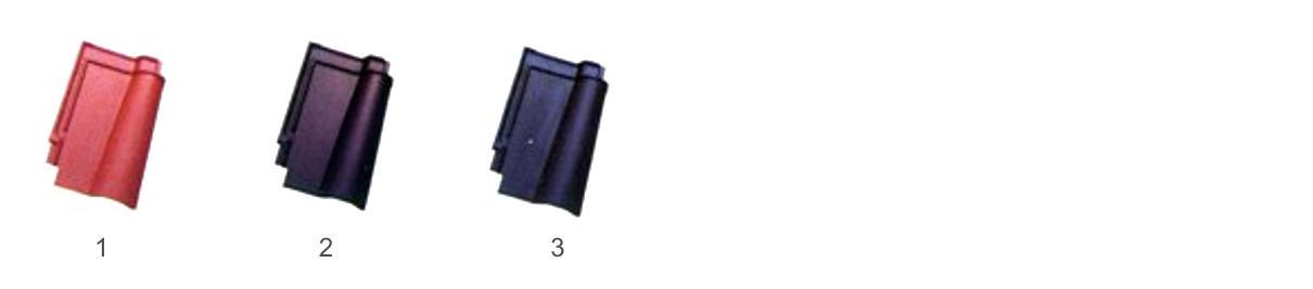 Dachówka Romańska L25